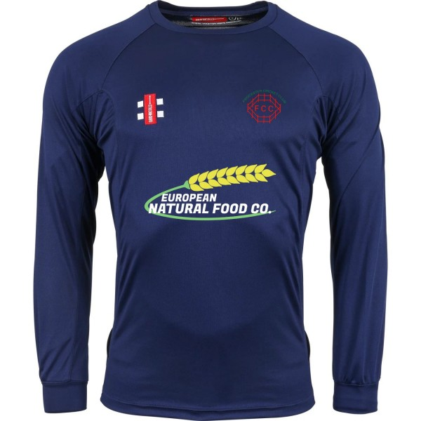 Frocester Club Long Sleeve Training Shirt