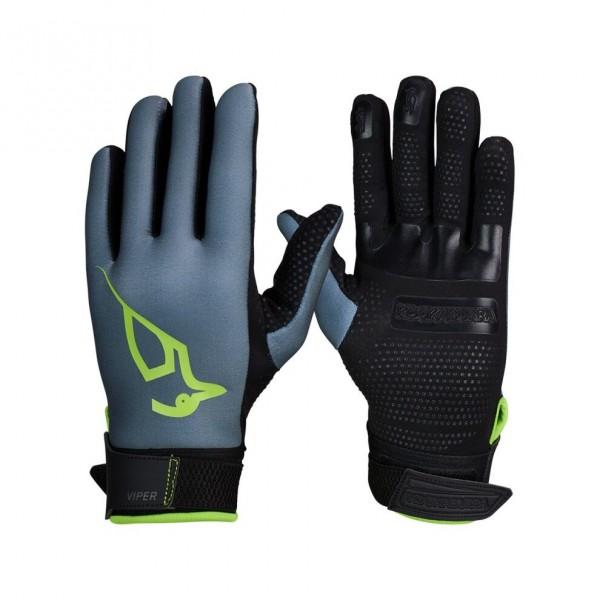 Kookaburra Viper Hockey Gloves - Grey (2019/20)