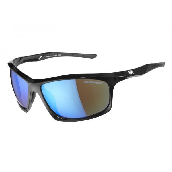 Sunwise Arrow Sunglasses - Black