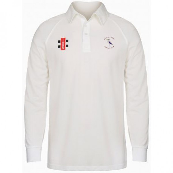 Buscot Park CC Long Sleeve Playing Shirt
