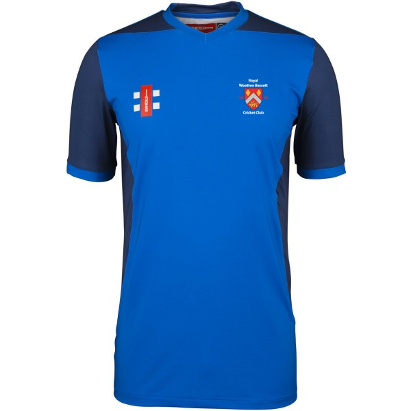 Royal Wootton Bassett Club Pro Performance T20 Playing Shirt