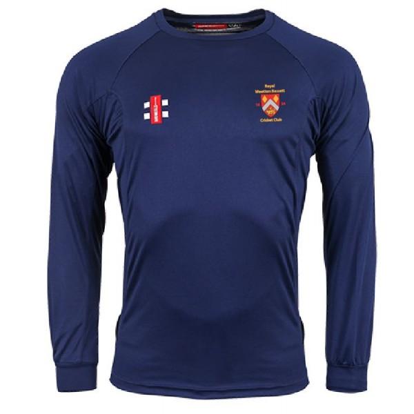 Royal Wootton Bassett Club Long Sleeve Training Shirt