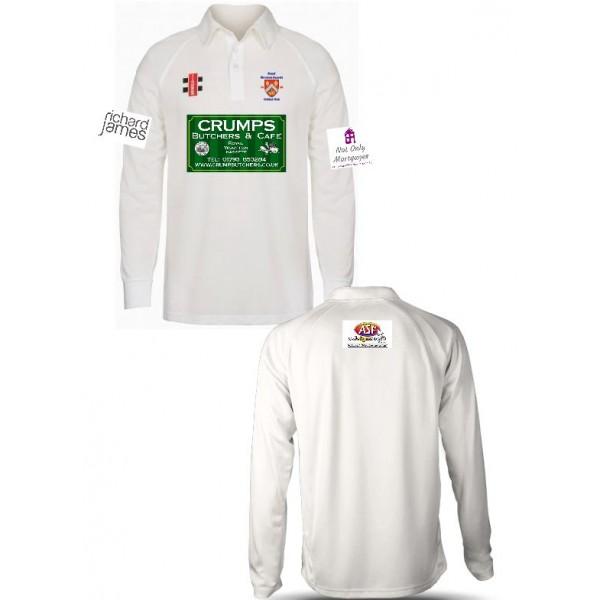 Royal Wootton Bassett Club Long Sleeve Playing Shirt