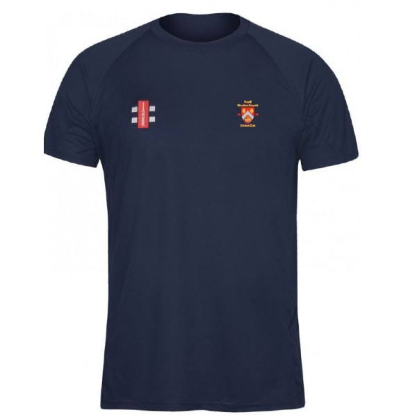 Royal Wootton Bassett Club Training Shirt
