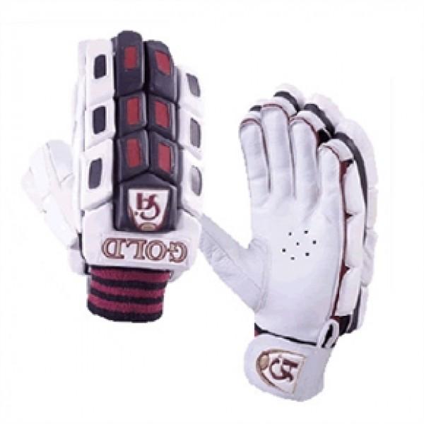 CA Gold Junior Batting Gloves Design 2