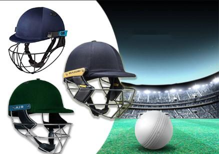 Cricket <br>Helmets